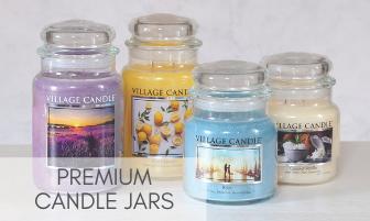 PREMIUM CANDLE JARS