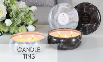 Woodbridge Candle Jars