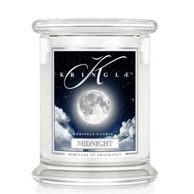 Midnight 14.5oz Candle Jar