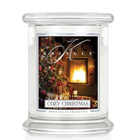 Cozy Christmas 14.5oz Candle Jar