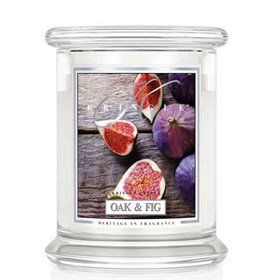 Oak & Fig 14.5oz Candle Jar
