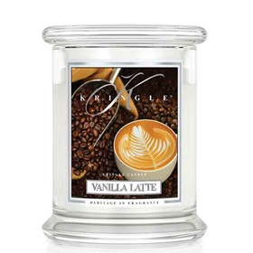 Vanilla Latte 14.5oz Candle Jar