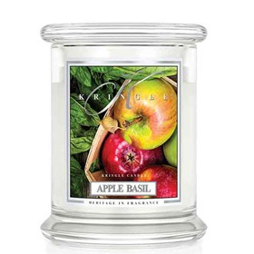 Apple Basil 14.5oz Candle Jar