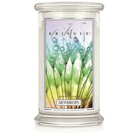 Dewdrops 22oz Candle Jar
