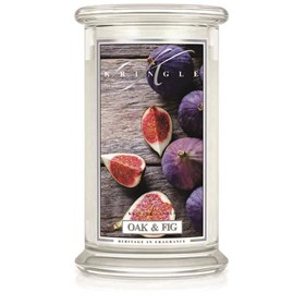 Oak & Fig 22oz Candle Jar