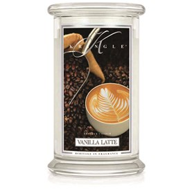 Vanilla Latte 22oz Candle Jar