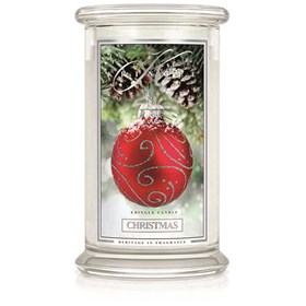 Christmas 22oz Candle Jar