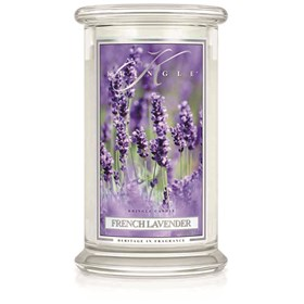 French Lavender 22oz Candle Jar