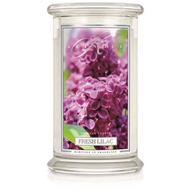 Fresh Lilac 22oz Candle Jar