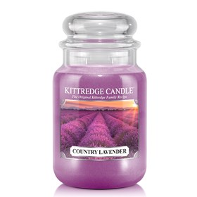 Country Lavender 23oz Candle Jar