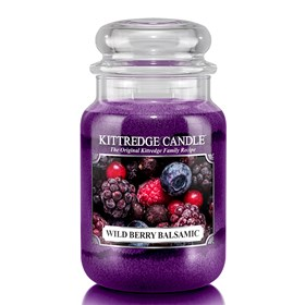 Wild Berry Balsamic 23oz Candle Jar