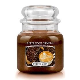 Coffee Shop 16oz Candle Jar