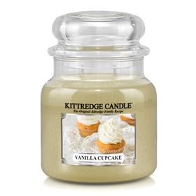 Vanilla Cupcake 16oz Candle Jar