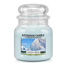 Cotton Fresh 16oz Candle Jar