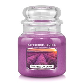 Country Lavender 16oz Candle Jar
