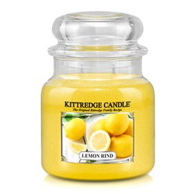 Lemon Rind 16oz Candle Jar