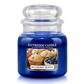 Blueberry Muffin 16oz Candle Jar