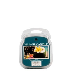 Tropical Getaway Village Candle Scented Wax Melts
