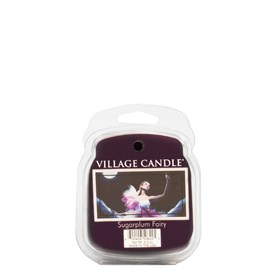 Sugarplum Fairy Village Candle Scented Wax Melts