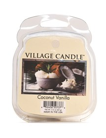 Coconut Vanilla Village Candle Scented Wax Melts