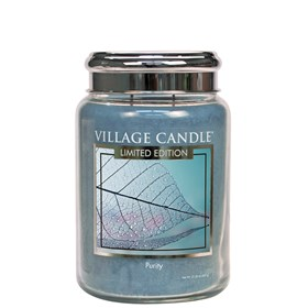 Purity Village Candle 26oz Scented Candle Jar