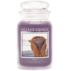 Hope Village Candle Large Scented Jar