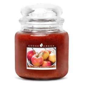 Apple Bourbon 16oz Scented Candle Jar