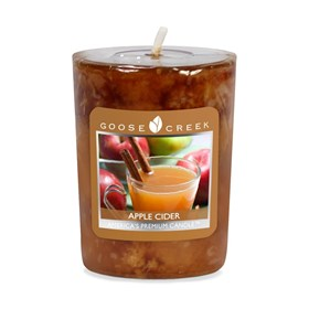 Apple Cider Scented Votive