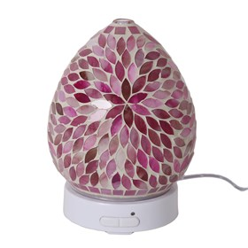 LED Ultrasonic Diffuser - Pink Petals