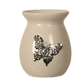 Ceramic Wax Melt Burner - Butterfly
