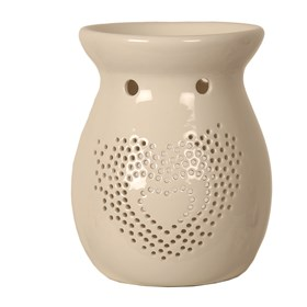 Ceramic Heart Melt Burner