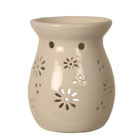 Ceramic Daisy Burner