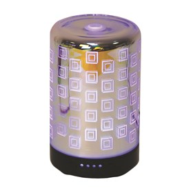 LED Ultrasonic Diffuser - 3D
