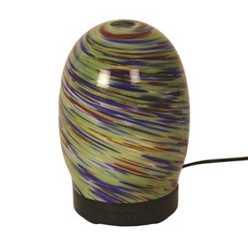 Art Glass LED Ultrasonic Diffuser