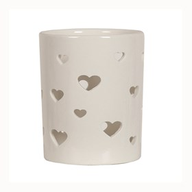 Heart Votive Holder 7cm