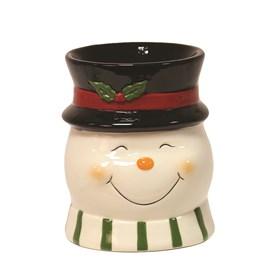 Snowman Wax Melt Burner