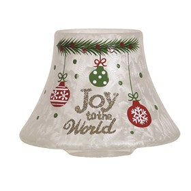 Joy Candle Jar Lamp Shade