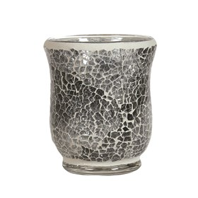 Hurricane Tealight Holder - Midnight