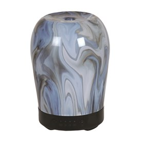 LED Ultrasonic Diffuser - Art Glass