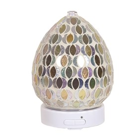 LED Ultrasonic Diffuser - Gold & Silver Moon