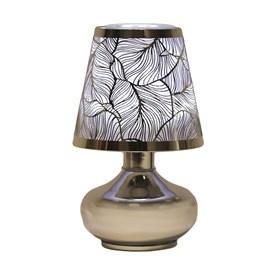 Electric Lamp Wax Melt Burner - Leaf