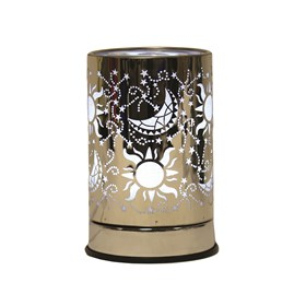 Cylinder Electric Wax Melt Burner - Moon