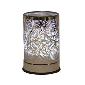 Cylinder Electric Wax Melt Burner - Leaf