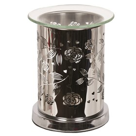 Mirror Wax Melt Burner - Floral