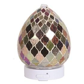 LED Ultrasonic Diffuser - Copper & Gold