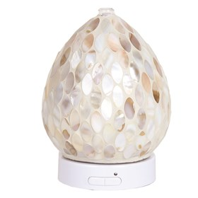 LED Ultrasonic Diffuser - Mother Of Pearl