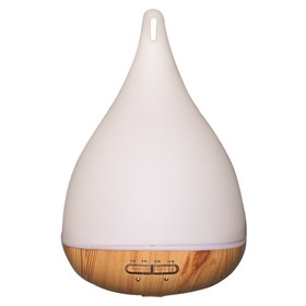 LED Ultrasonic Diffuser - Wood Effect