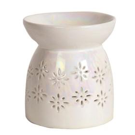 Wax Melt Burner - Lustre Floral
