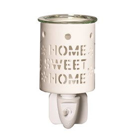 Plug In Wax Melt Burner - Home Sweet Home