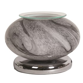 Ellipse Electric Wax Melt Burner Touch - Grey Marble